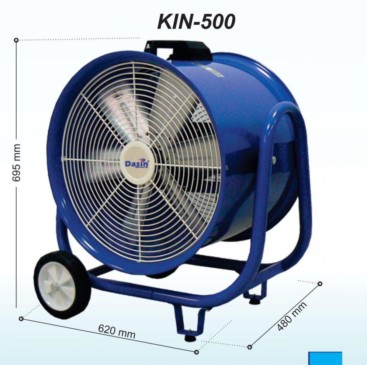 Quạt Hút KIN 500