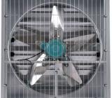 Quạt thông gió công nghiệp bao gồm những kích thước nào?
