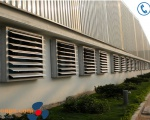 Lắp đặt quạt thông gió công nghiệp tại Bình Dương